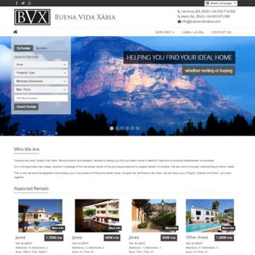 Buena Vida Javea Real Estate Javea Costa Blanca Alicante Spain