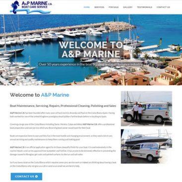 A&P Marine Costa Blanca