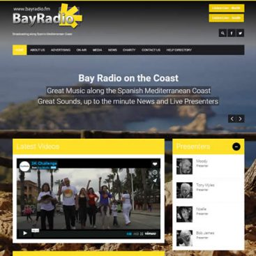 Bay Radio Javea Costa Blanca Alicante Spain