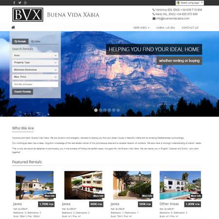 Buena Vida Javea Real Estate Javea Costa Blanca Alicante Spain