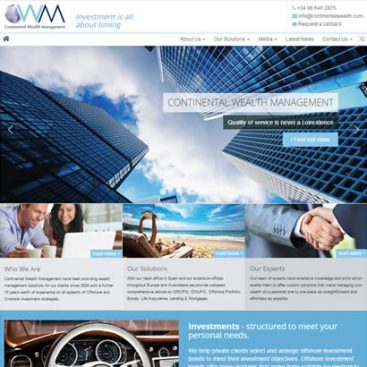 Continenta Wealth Management