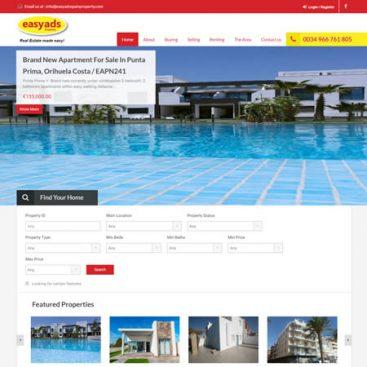 Easy Ads Property Spain Costa Blanca
