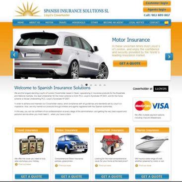 Spanish Insurance Solutions